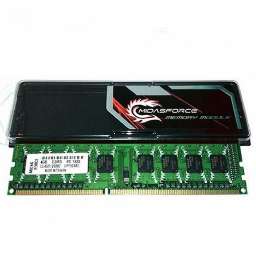 DDR2 2GB Midas Force
